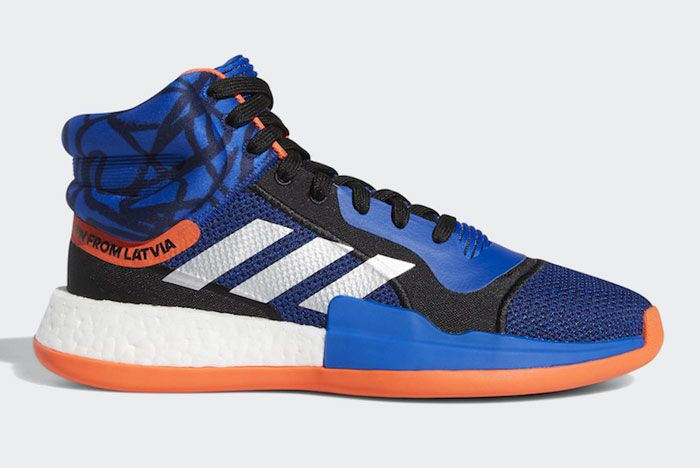 Adidas Marquee Boost Kristaps Porzingis