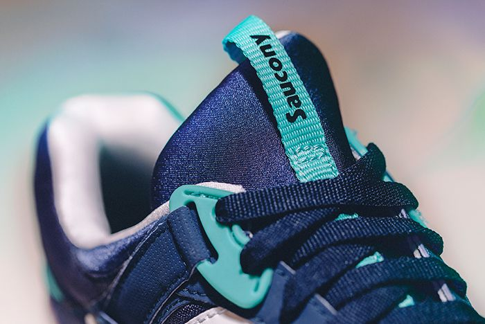Saucony Spring Break Grid 9000 5