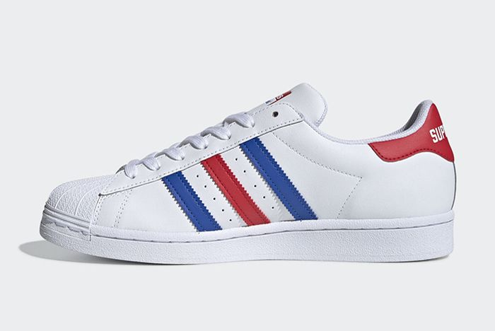 Adidas Superstar Americana Left