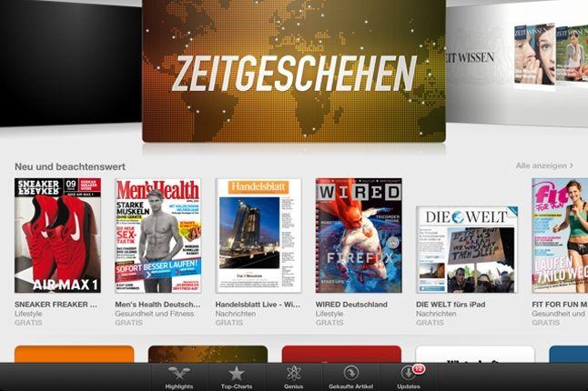 Sneaker Freaker Germany Ipad App 1