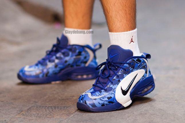 Nike Air Way Up Blue Camo Angle Pivot 1