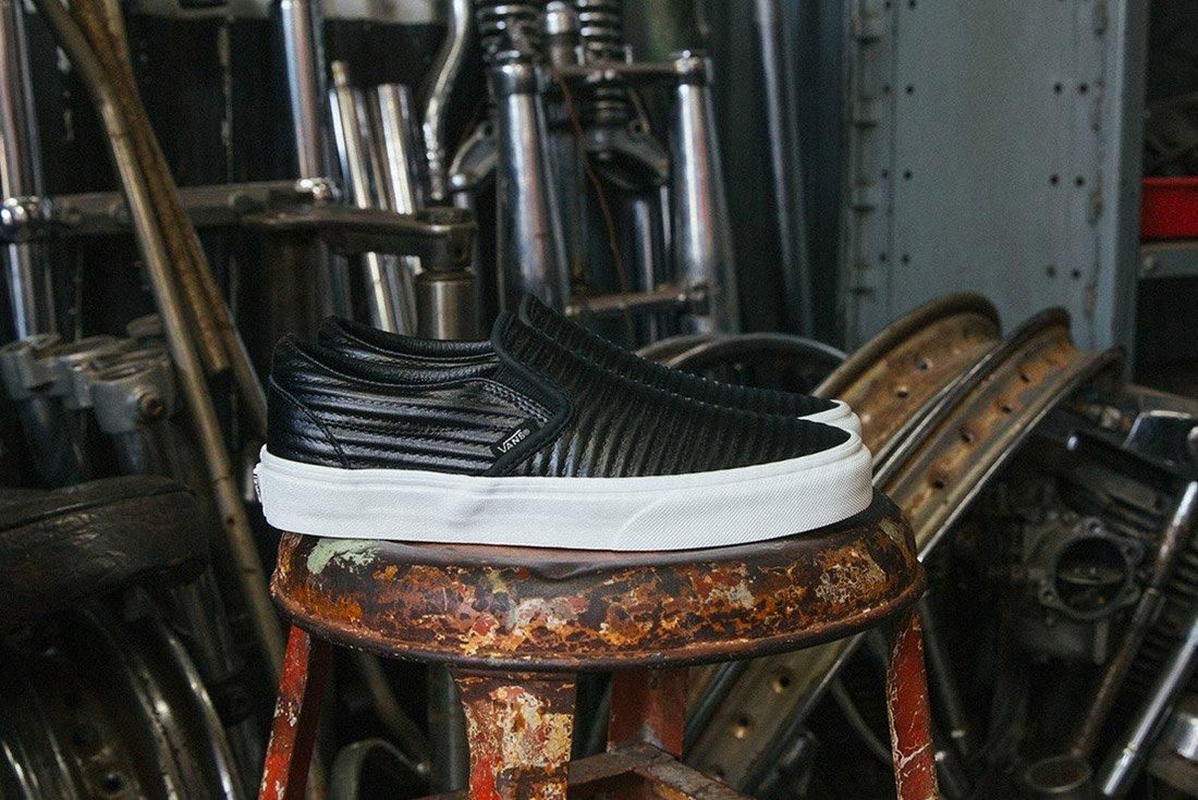 Vans Moto Leather Collection 5