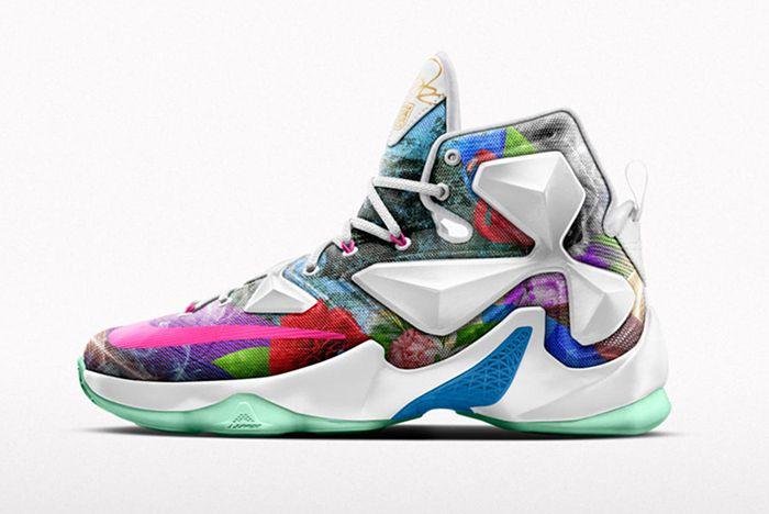 Nike Lebron 13 25K