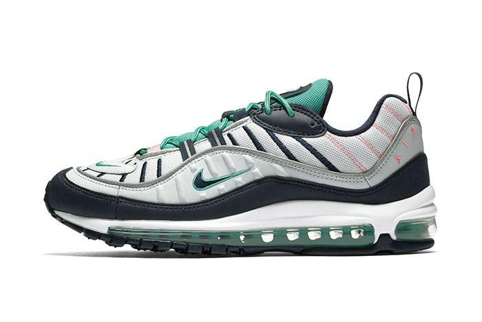 Release Reminder Nike Air Max 98 South Beach 3