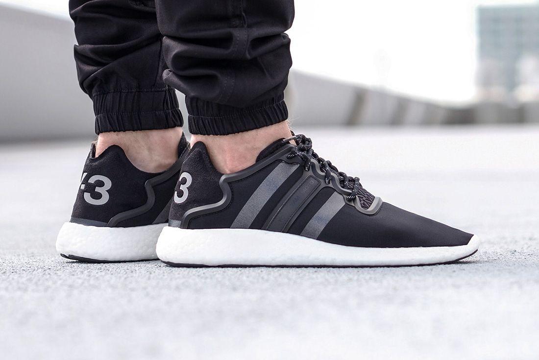 Adidas Y 3 Yohji Run Black Reflective3