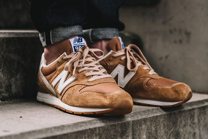 New Balance 996 Marron Brown 6