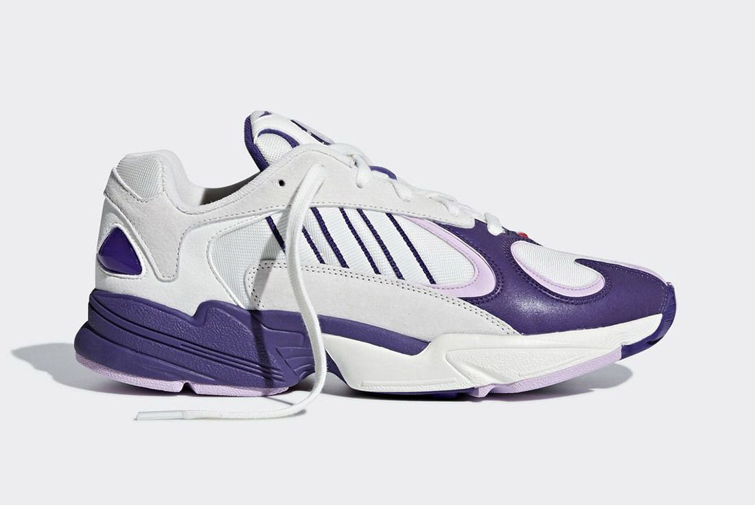 Dragon Ball Z Adidas Yung 1 Frieza 3