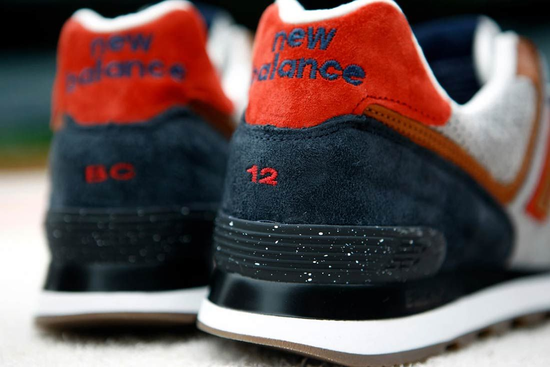 Pepsi X New Balance 574 Francisco Lindor 2