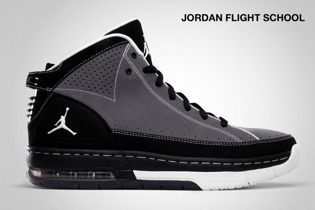 Jordan Flight School Graphite 1
