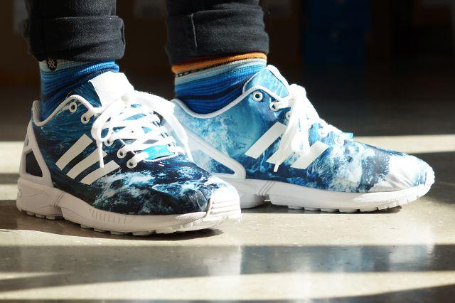 Adidas Zx Flux Waves
