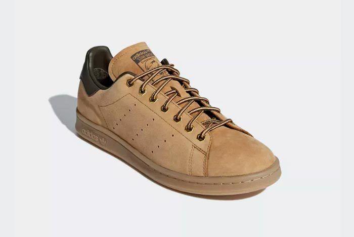 Adidas Stan Smith Wp Wheat 3