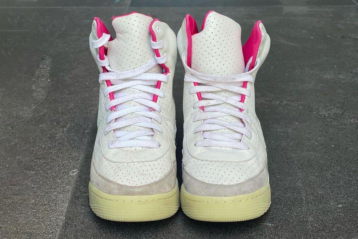 Nike Air Yeezy 1 wear test sample