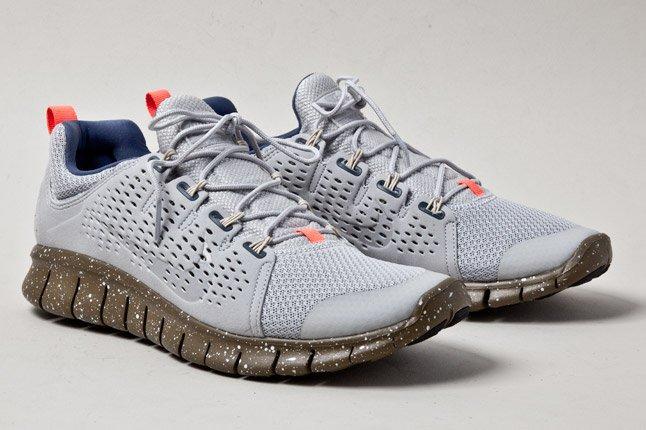 Nike Free Powerlines 2 Grey Blue 2 1