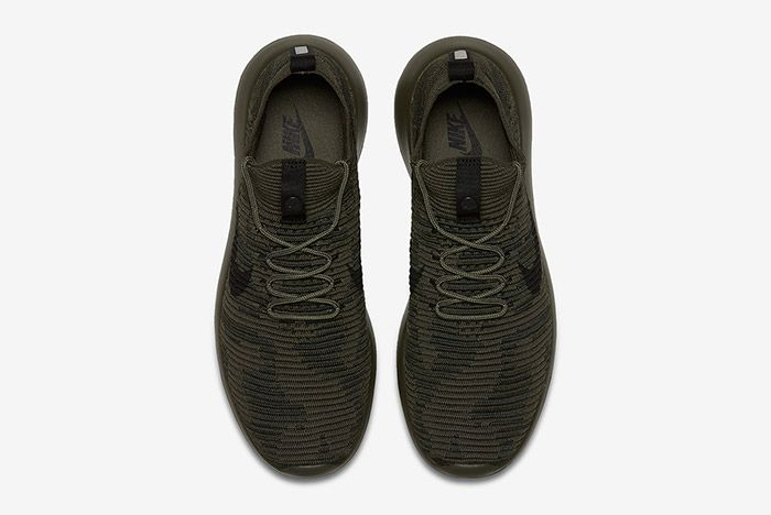 Nikelab Roshe Two Flyknit Camo 3