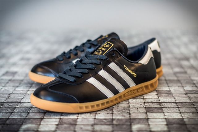 Adidas Hamburg Leather Germany 8