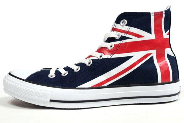 Converse Union Jack All Star 6 1