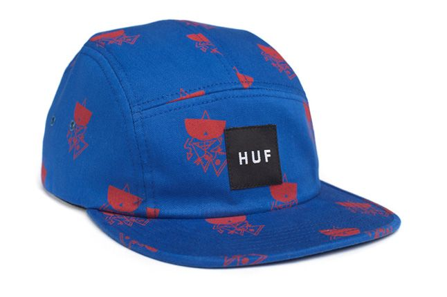 Huf X Remio Volley Blue 1