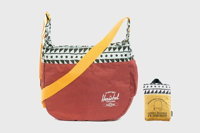 Herschel Supply Co Fall 13 Packable Collection 4