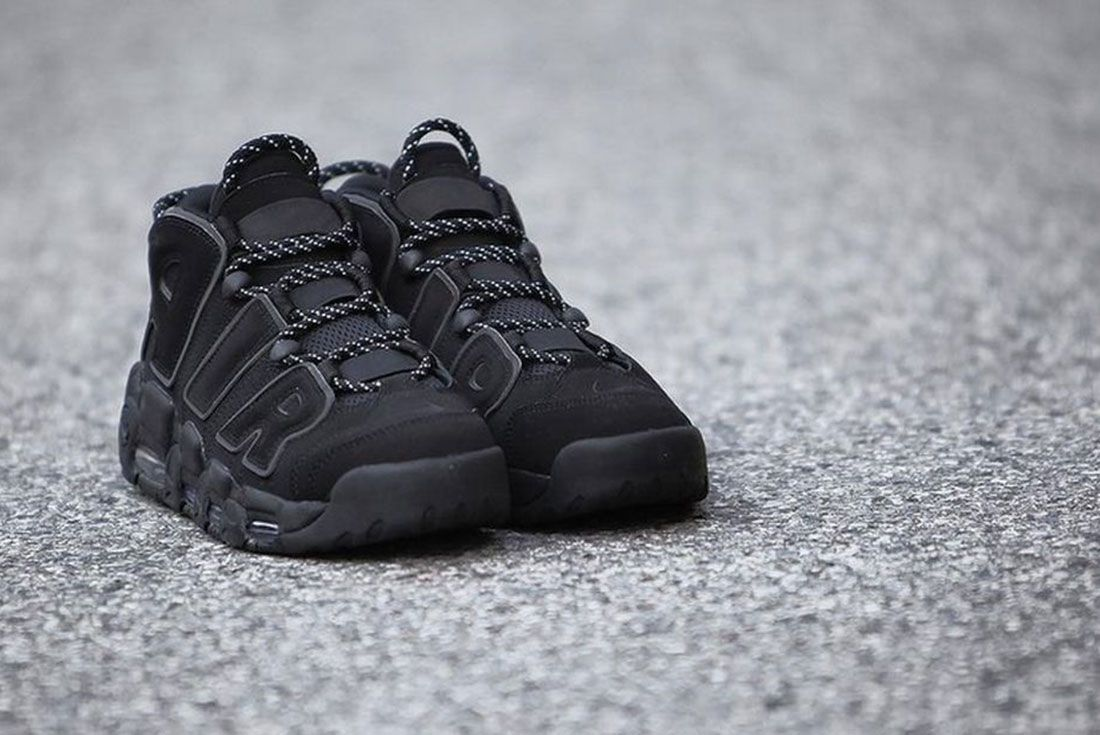 Nike Air Uptempo 3 M Reflective 2