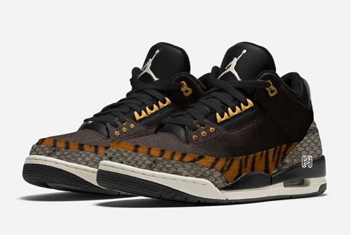 Air Jordan 3 Animal Pack Ck4344 002