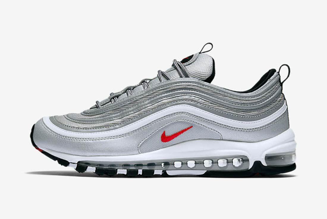 Nike Air Max 97 Silver Bullet 2