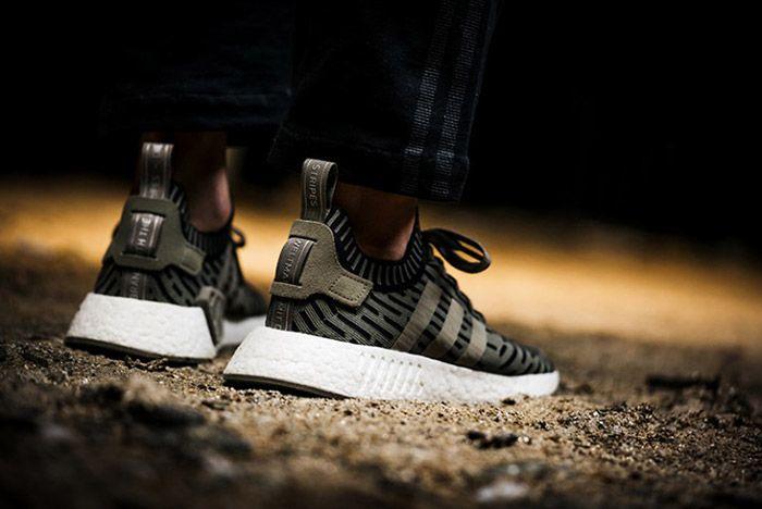 Adidas Nmd R2 On Foot 3