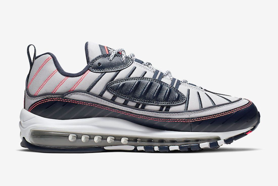 Nike Air Max 98 Nyc Ck0850 100 Release Date 2 Side