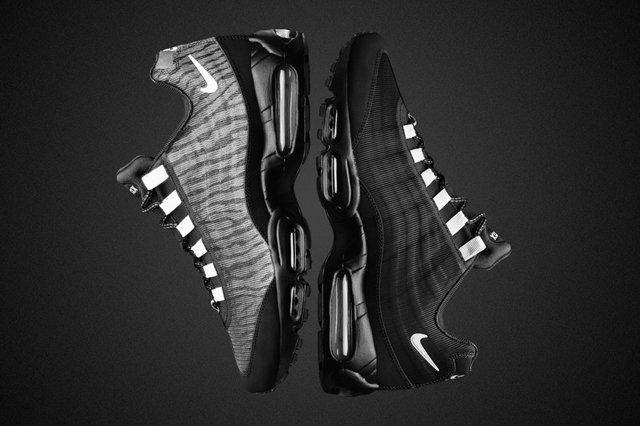 Nike Air Max Black Reflective Collection Air Max 95