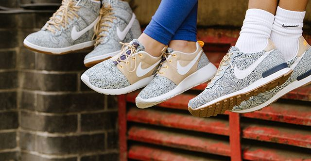 Liberty Of London X Nike Summer 2014 Collection 9