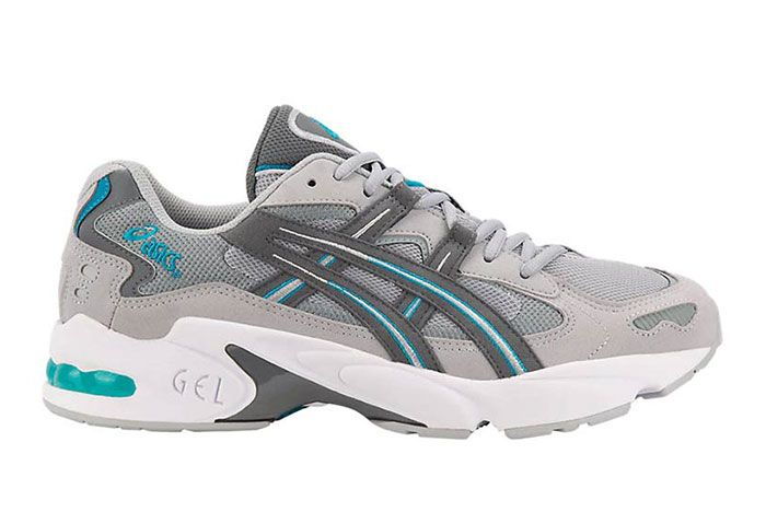 Asics Gel Kayano 5 Og Grey Right