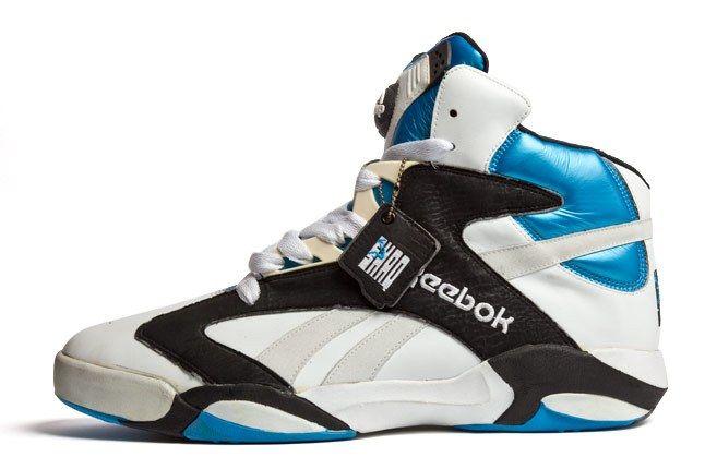 Shaq Reebok Shoe Size 20 Side 11