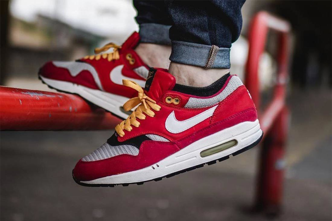 The All Time Greatest Nike Air Max 1S Part One Urawa Dragons