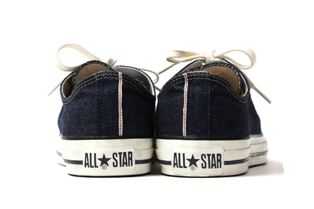 Levis X Converse Denim All Stars For Beams 2