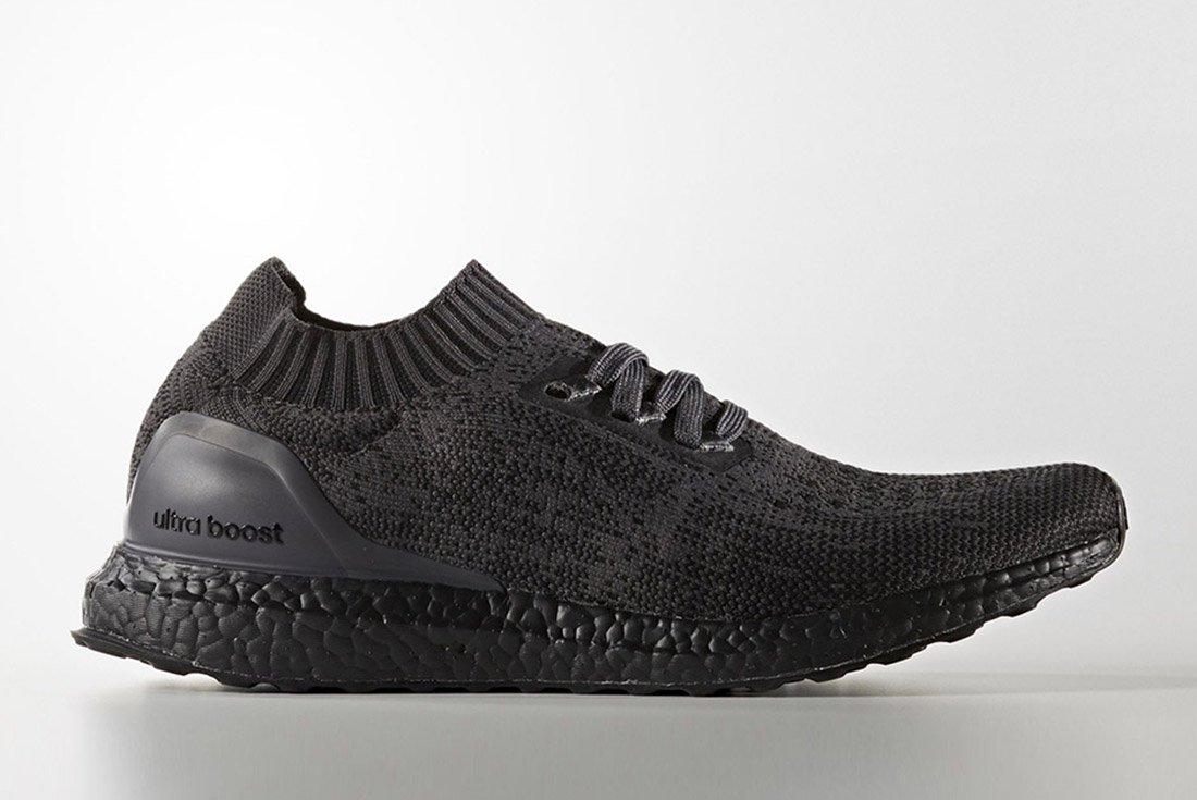 Adidas Ultraboost Uncaged All Triple Black 1