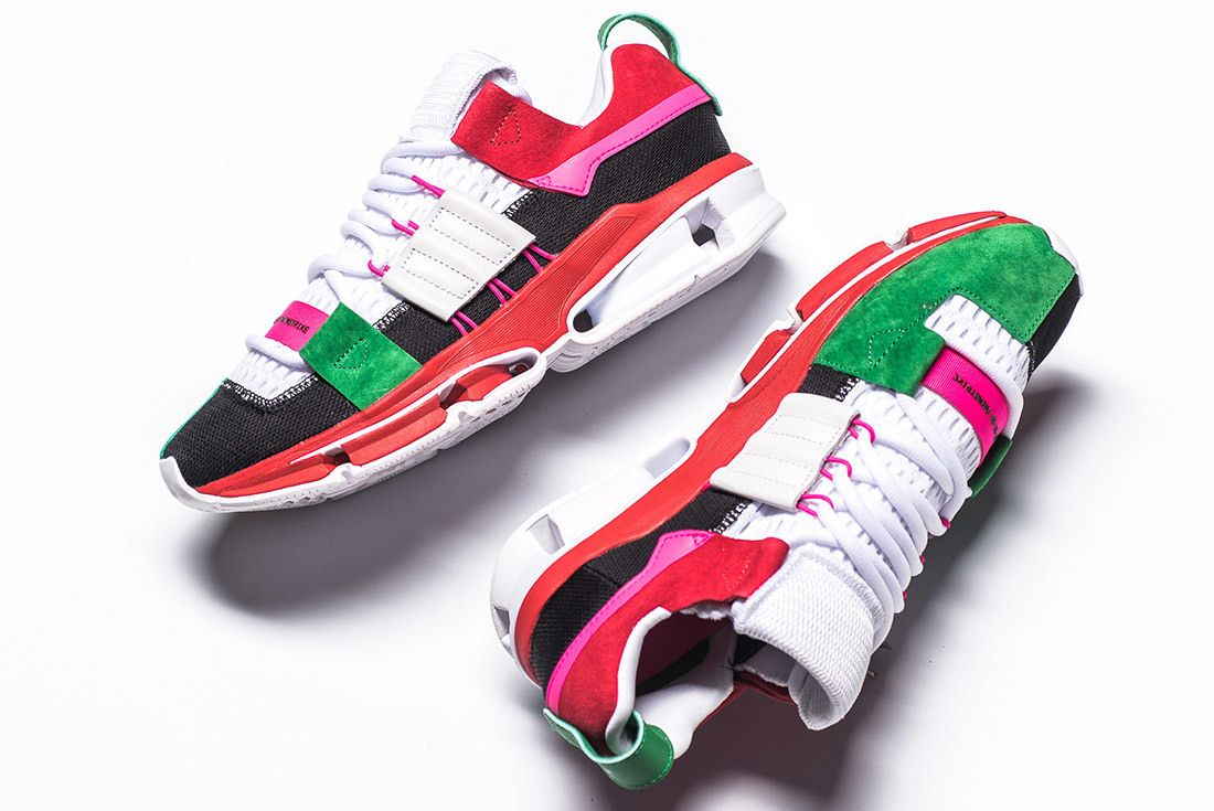 Adidas Twinstrike Multi Red 1
