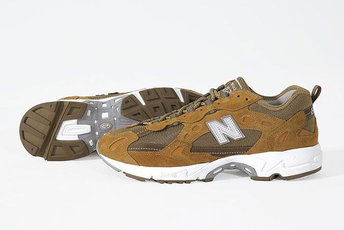 Thisisneverthat New Balance 827 Brown Lateral