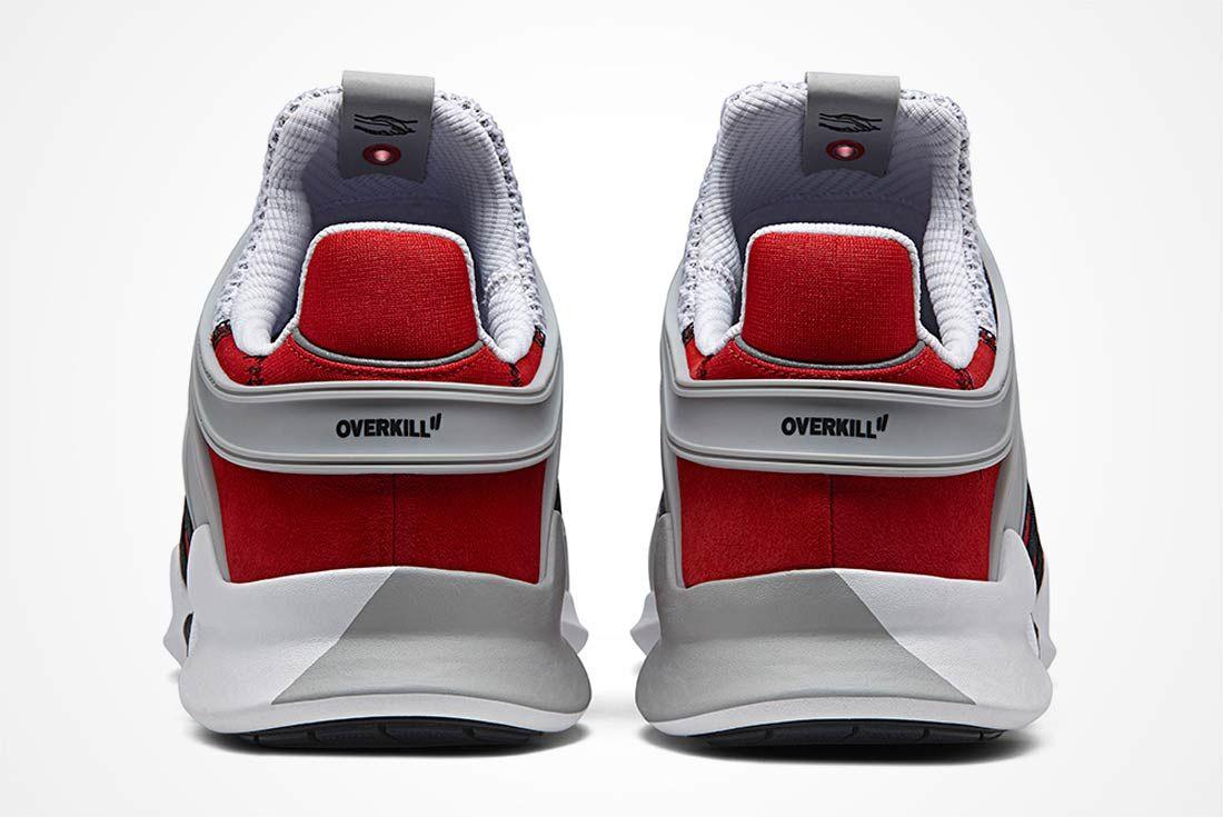 Overkill X Adidas Consortium Eqt Support Adv 14