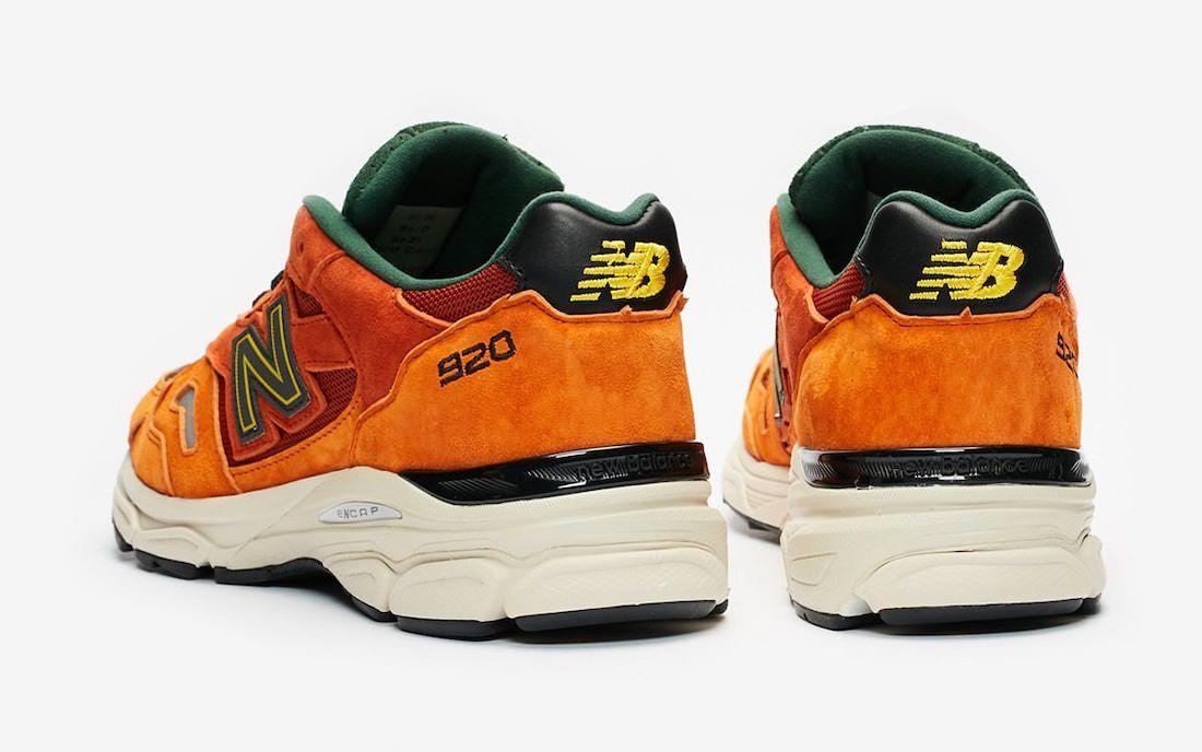 Sneakernstuff x New Balance 920