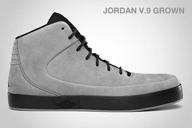 Jordan V 9 Grown 1
