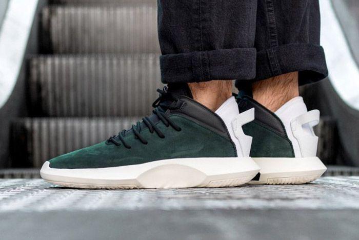 Adidas Crazy 1 Adv Green2