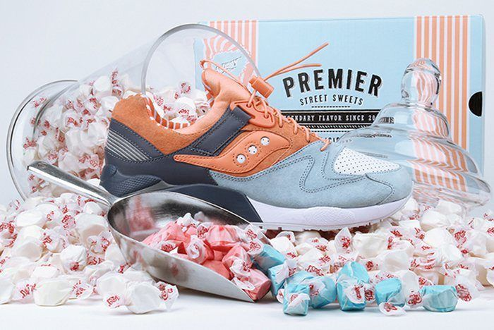 Premier X Saucony Grid 9000 Street Sweetsfeature