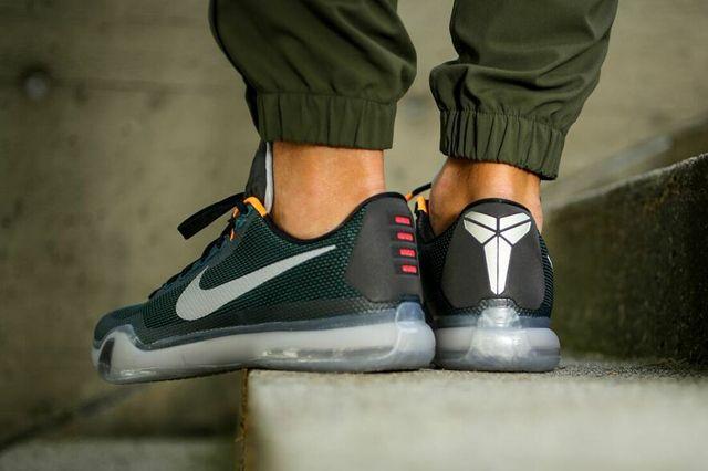 Nike Kobe X Teal Bumper 3
