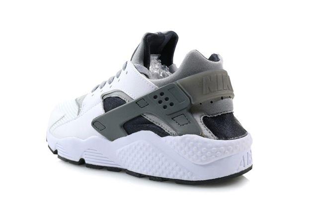 Nike Air Huarache White Wolf Grey 1