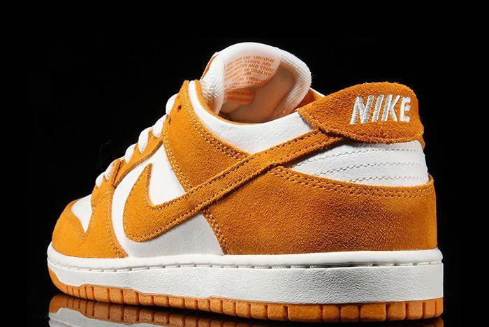 Nike Sb Dunk Circuit Orange 2