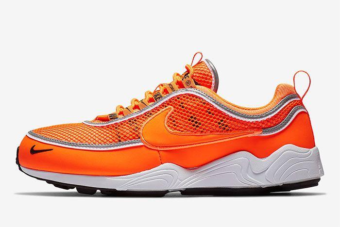Nike Air Spiridon Orange Sneaker Freaker2