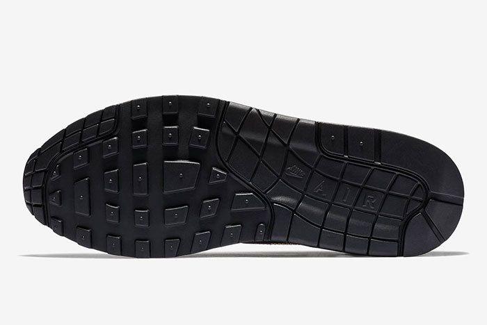 Nike Air Max 1 Black Purple 6