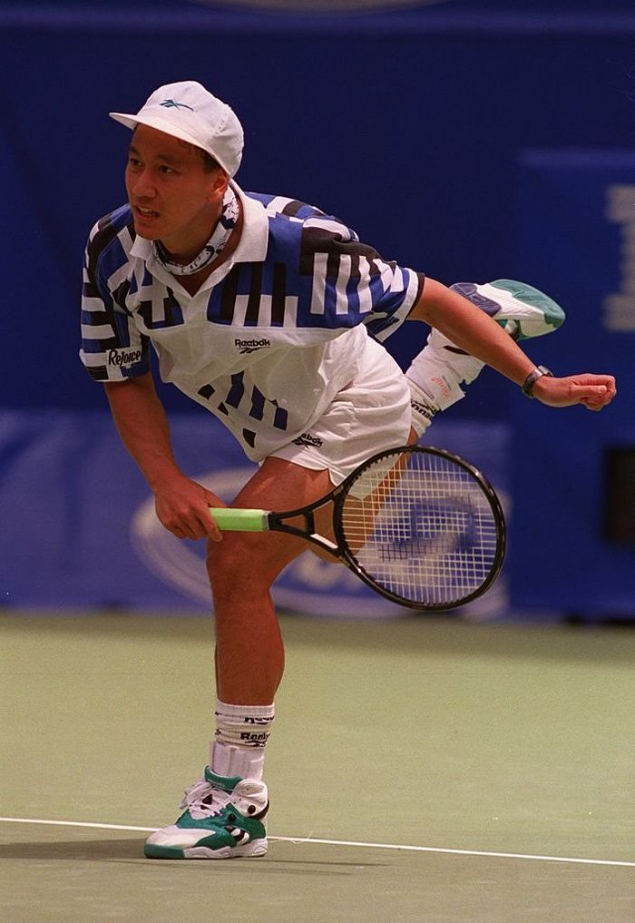 The Best Worst Attire From The Australian Open In The 90S13