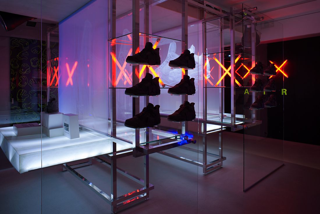 Titolo Launches Kaws X Air Jordan 4 Pop Up In Zurich2