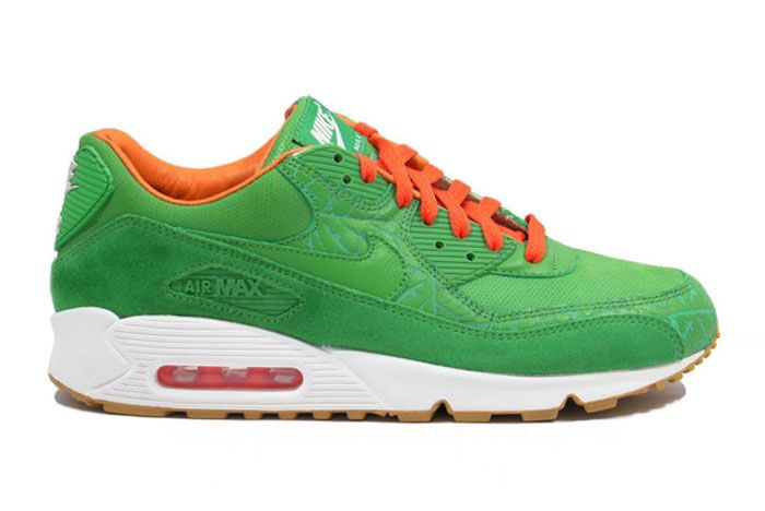 Patta X Nike Air Max 90 Homegrown Lateral Side