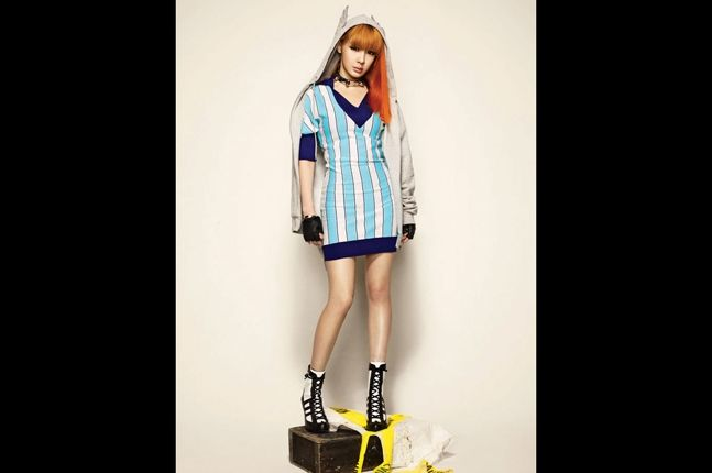 Jeremy Scott Adidas 1St Look 5 11